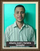 Vereador - Alberto José Carlos Ferreira
