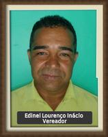 Vereador - Edinei Lourenço Inácio