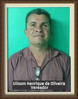 Vereador - Uilson Henrique de Oliveira