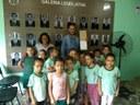 Presidente da Câmara Municipal de Santana do Riacho, recebeu a visita dos alunos da Escola Municipal Geralda Jorge dos Santos.