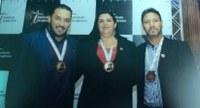 Vereadores de Santana do Riacho Recebem a Medalha Tiradentes.